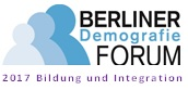 Logo of the 6th Berlin Demography Forum